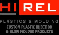 Hirel Plastics Logo
